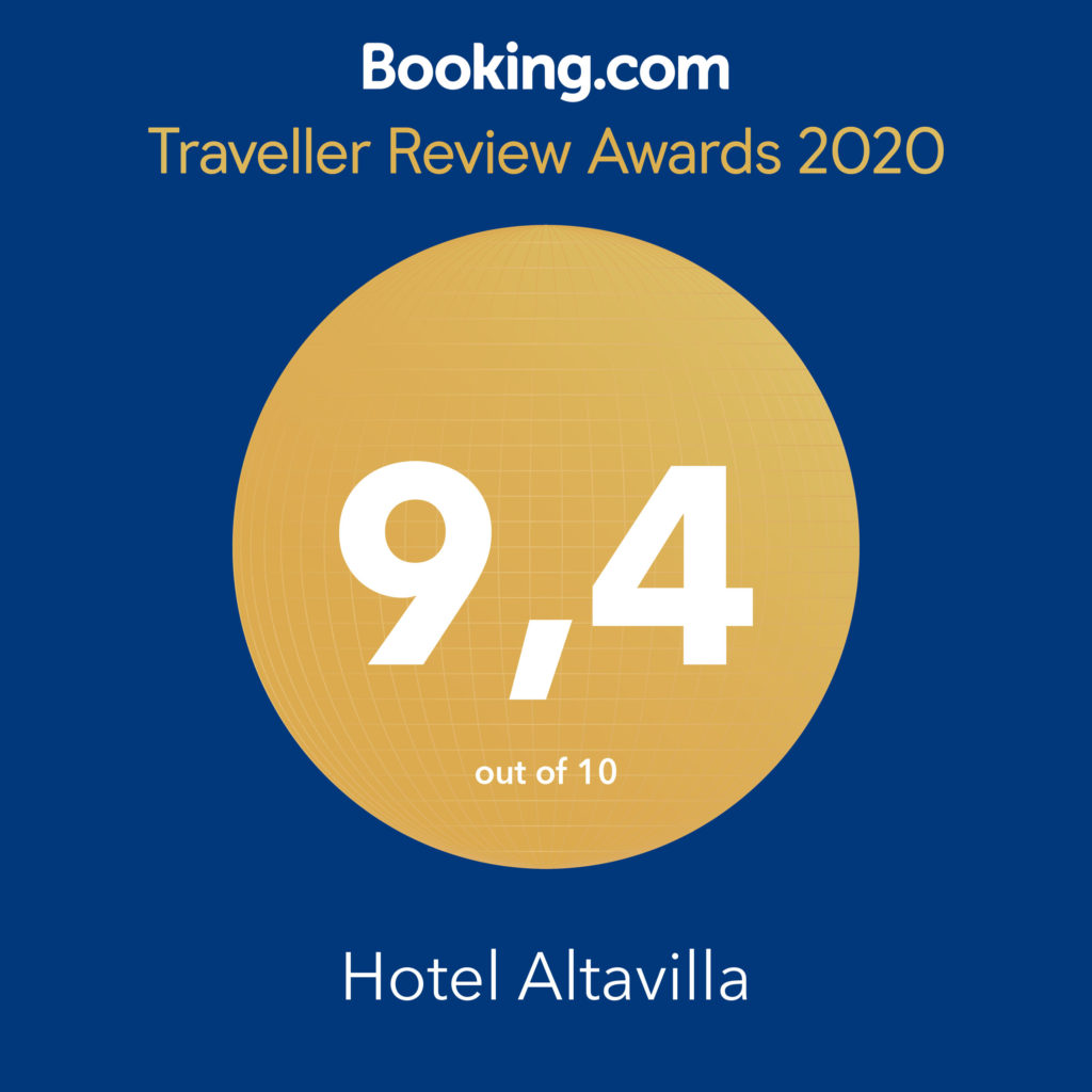 Traveller Review Awards 2020 Hotel Altavilla Catanzaro